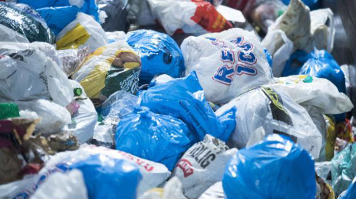 Tax on plastic could reduce usage