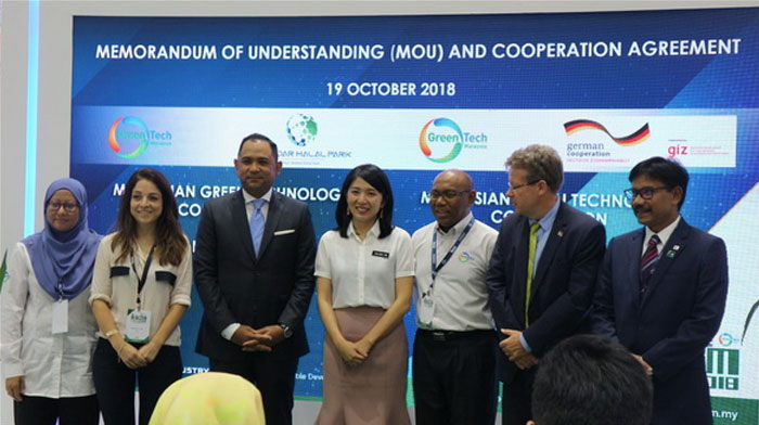 MGTC Inks MoUs With German Agency, Iskandar Halal Park
