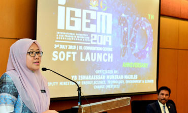 IGEM 2019 targets business leads worth RM2.8 bln