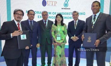 Petronas launches its M+ solar solution